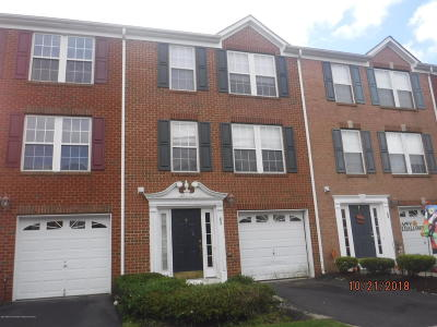 Monmouth County Condo/Townhouse For Sale: 41 Saxton Road