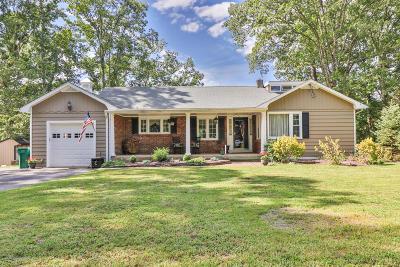 Jackson Single Family Home For Sale: 71 N Lakeside Avenue