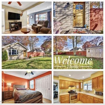 Brick Single Family Home For Sale: 509 Manchester Avenue