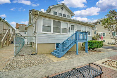 Seaside Heights Multi Family Home For Sale: 1217 Boulevard