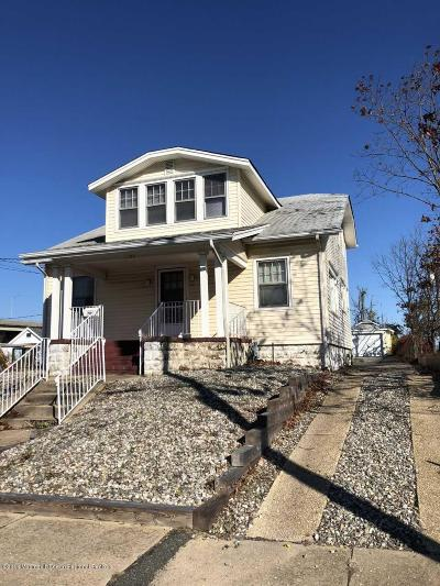Belmar Single Family Home Under Contract: 706 7th Avenue