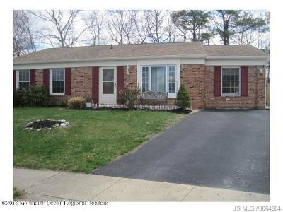 Single Family Home For Sale: 9 Admiral Court