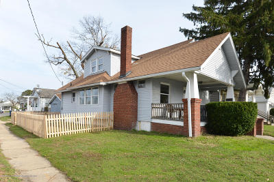 Neptune Township Single Family Home For Sale: 1329 6th Avenue