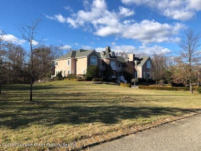 Colts Neck Single Family Home For Sale: 3 Fulling Mill Lane