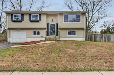 Howell Single Family Home For Sale: 38 Roberta Drive