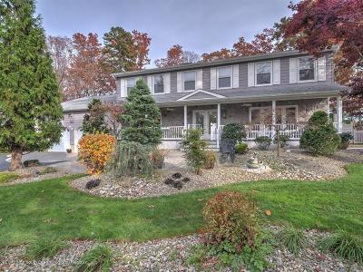 Manalapan Single Family Home For Sale: 36 Sandpiper Drive