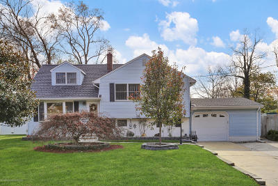 Red Bank Single Family Home Under Contract: 15 Delaware Avenue