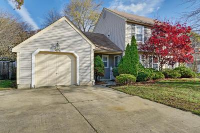 Brick Single Family Home For Sale: 405 Clark Drive