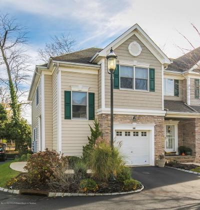 Red Bank Condo/Townhouse For Sale: 108 Locust Avenue #108