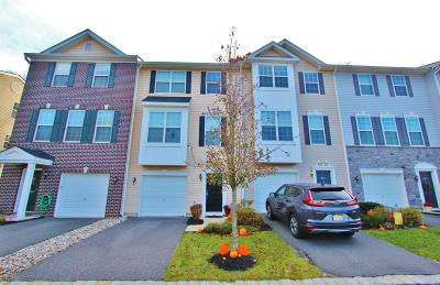 Freehold Townhouse Under Contract: 239 Chickadee Court