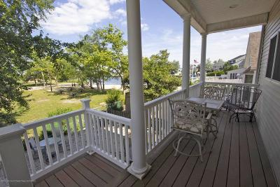 Point Pleasant Single Family Home For Sale: 1640 East Drive