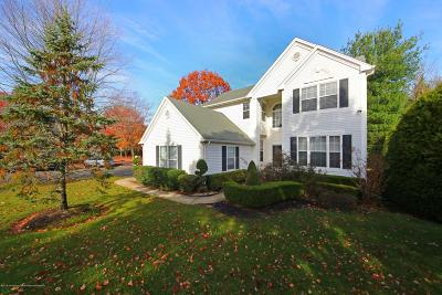 Colts Neck Single Family Home For Sale: 22 Jamestown Pass