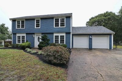 Toms River Single Family Home For Sale: 382 Kildare Drive