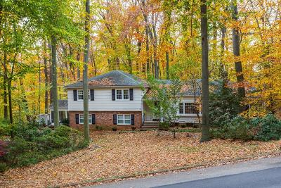 Holmdel Single Family Home Under Contract: 11 W Parkway Place