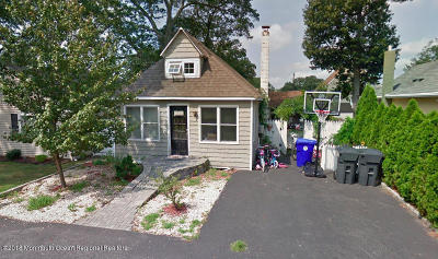 Brick Single Family Home For Sale: 476 Harvey Avenue