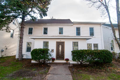 Aberdeen, Matawan Single Family Home For Sale: 193 Main Street