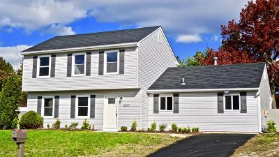 Toms River Single Family Home For Sale: 2300 Oak Knoll Drive