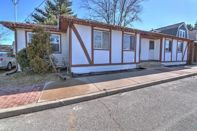 Multi Family Home For Sale: 511 Ocean Gate Avenue