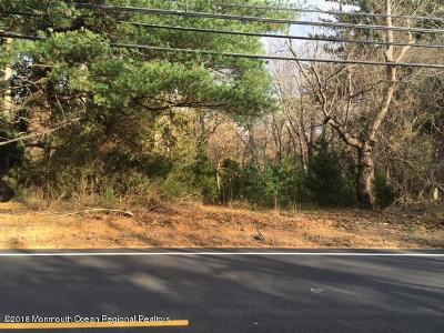 Jackson Residential Lots & Land For Sale: 93 Toms River Road