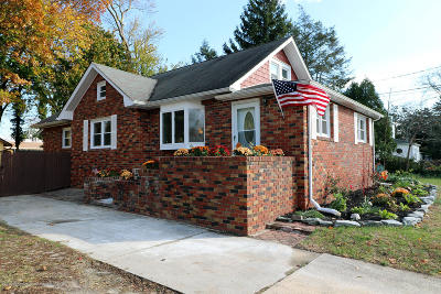 Toms River Single Family Home For Sale: 1303 Bryant Avenue