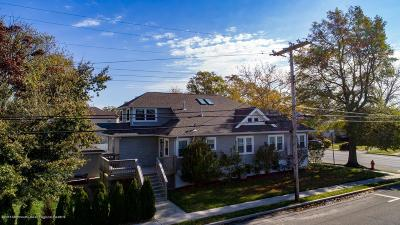 Point Pleasant Single Family Home For Sale: 319 Arnold Avenue