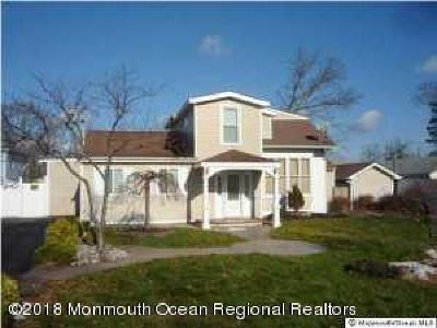 Toms River Single Family Home For Sale: 215 Morris Boulevard