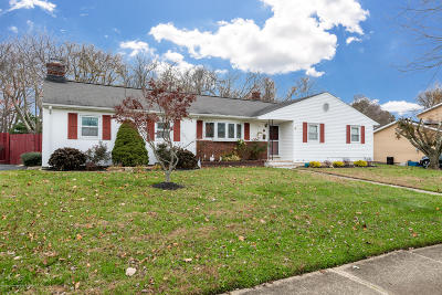 Howell Single Family Home For Sale: 20 Westbrook Road