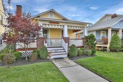 Bradley Beach Single Family Home For Sale: 427 Monmouth Avenue