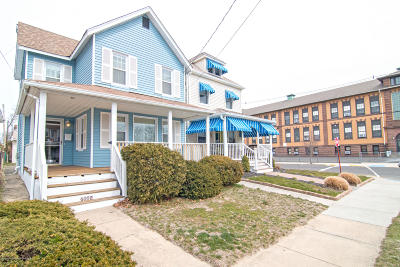 Bradley Beach Rental For Rent: 600 1/2 Fifth Avenue