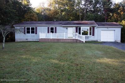 Jackson NJ Single Family Home For Sale: $174,900