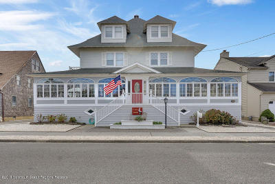 Seaside Park Single Family Home For Sale: 19 3rd Avenue
