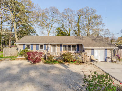 Ocean County Single Family Home For Sale: 461 Newport Road