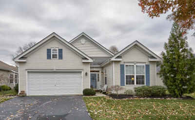 Monmouth County Adult Community For Sale: 136 Minuteman Circle