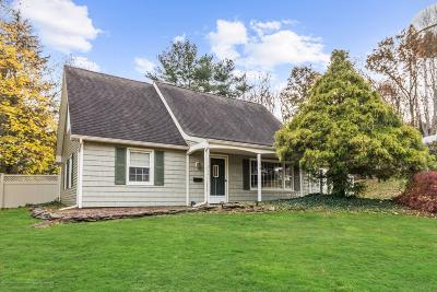 Monmouth County Single Family Home For Sale: 40 Innerhill Lane