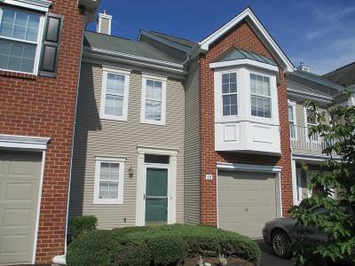 Monmouth County Condo/Townhouse For Sale: 10 Charles Court