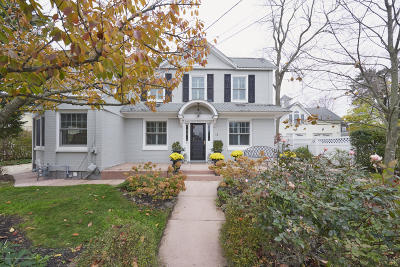 Monmouth County Single Family Home For Sale: 12 Hunt Street