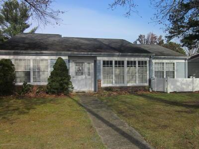 Ocean County Adult Community For Sale: 523c Huntington Drive