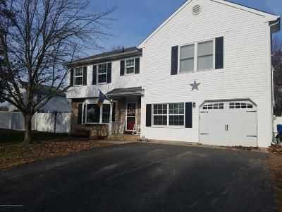 Howell Single Family Home For Sale: 15 Albatross Drive