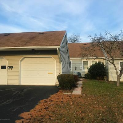 Monmouth County Adult Community For Sale: 89c Theatre Gdns