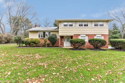 Freehold Single Family Home For Sale: 178 Brittany Drive