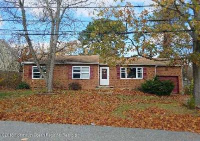 Toms River Single Family Home For Sale: 1925 11th Avenue