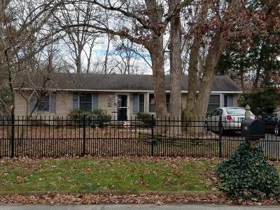 Lakewood Single Family Home Under Contract: 1317 Stark Street
