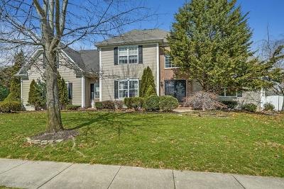 Toms River Single Family Home For Sale: 1442 Oakwood Hollow Lane