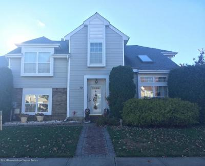 Freehold Single Family Home For Sale: 70 Pacer Lane