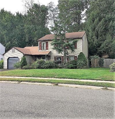 Freehold Single Family Home For Sale: 3 Atlantis Terrace