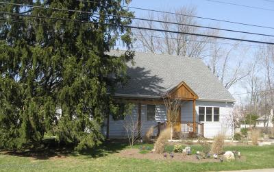 Little Silver Single Family Home For Sale: 35 Birch Avenue