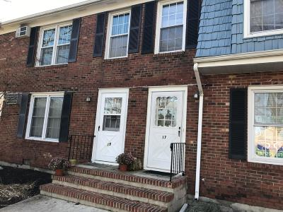 Point Pleasant Beach Condo/Townhouse For Sale: 330 Route 35 #17