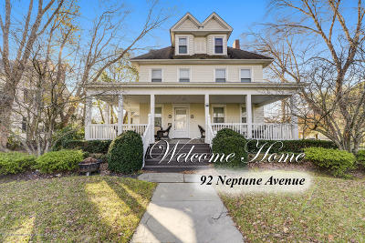 Deal Single Family Home For Sale: 92 Neptune Avenue
