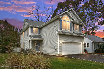 Point Pleasant Single Family Home Under Contract: 1515 Dorset Dock Road