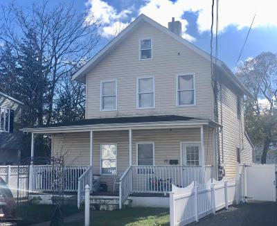 Red Bank Multi Family Home Under Contract: 89 River Street